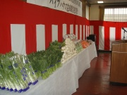 平成21年度『魅力ある都市農業育成対策事業』パイプハウス完成報告祝賀会