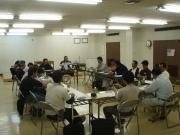 ホウレン草部会 勉強会(指導経済センター2階にて)